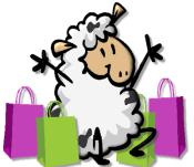 Shopping sheep