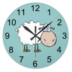 our-sheep-as-a-clock